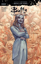 Image: Buffy the Vampire Slayer #21 (cover A - main) - Boom! Studios