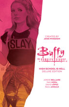 Image: Buffy the Vampire Slayer: Highschool is Hell HC  (deluxe edition) - Boom! Studios