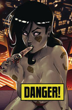 Image: Zombie Tramp #78 (cover F - Mastajwood risque) - Action Lab - Danger Zone