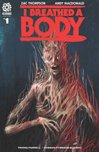 Image: I Breathed a Body #1 (incentive 1:15 cover - Trevor Henderson) - Aftershock Comics
