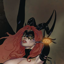 Image: Tarot: Witch of the Black Rose #121 (Studio Deluxe Edition) - Broadsword Comics