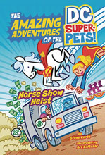 Image: DC Super Pets Young Readers: Horse Show Heist SC  - Capstone - Picture Window Book