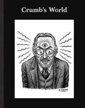 Image: Crumb's World HC  - David Zwirner Books