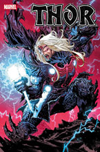 Image: Thor #10 (variant Knullified cover - Lashley) (DFE signed - Cates) - Dynamic Forces