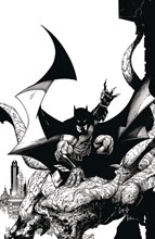 Image: Batman: Black & White #1 (DFE signed - Capullo) - Dynamic Forces