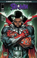 Image: Spawn #311 (variant Chadwick Boseman cover) (CGC Graded) - Dynamic Forces