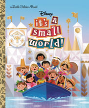 Image: Disney Little Golden Book: It's a Small World  - Golden Books