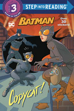 Image: DC Super Heroes YR: Batman Copycat SC  - Random House Books Young Reade