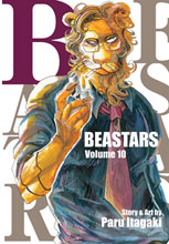 Image: Beastars Vol. 10 GN  - Viz Media LLC