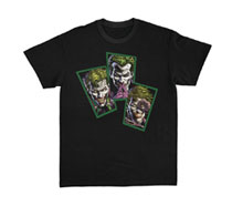 Image: Batman T-Shirt: Three Jokers  (L) - Graphitti Designs