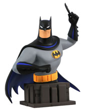 Image: Batman The Animated Series Bust: Batman Batarang  - Diamond Select Toys LLC