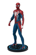 Image: Marvel Armory Spider-Man Resin Statue: Advanced Suit  (1/10 Scale) - Pcs Collectibles