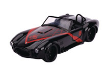 Image: Marvel Vehicle: Miles Morales 1965 Shelby Cobra  (1/32 scale) - Jada Toys, Inc