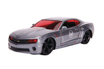 Image: Marvel Vehicle: War Machine 2010 Chevy Camaro SS  (1/32 scale) - Jada Toys, Inc