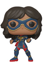 Image: Pop! Games Vinyl Figure: Avengers Game - Kamala Khan  (Stark Tech Suit) - Funko