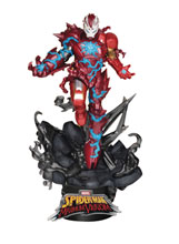 Image: Maximum Venom D-Stage Series Statue: DS-066 Iron Man  (6-inch) - Beast Kingdom Co., Ltd