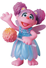 Image: Sesame Street UDF Series 2 Figure: Abby  - Medicom Toy Corporation