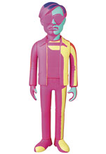 Image: Andy Warhol VCD  (Silkscreen Variant) (2020 version) - Medicom Toy Corporation