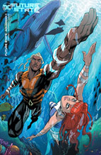 Image: Future State: Aquaman #1 (variant card stock cover - Khary Randolph) - DC Comics
