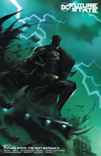 Image: Future State: The Next Batman #2 (variant card stock cover - Francesco Mattina) - DC Comics