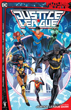 Image: Future State: Justice League #1 - DC Comics