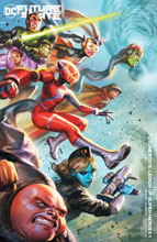 Image: Future State: Legion of Super-Heroes #1 (variant card stock cover - Ian Macdonald) - DC Comics