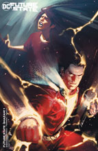Image: Future State: Shazam! #1 (variant card stock cover - Gerald Parel) - DC Comics