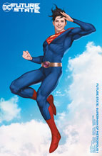 Image: Future State: Superman of Metropolis #1 (variant card stock cover - Inhyuk Lee) - DC Comics
