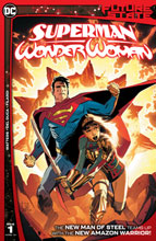 Image: Future State: Superman / Wonder Woman #1 - DC Comics