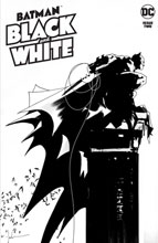 Image: Batman Black and White #2 - DC Comics