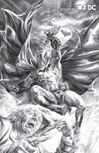 Image: Batman Black and White #2 (variant cover - Doug Braithwaite) - DC Comics