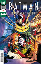 Image: Batman: The Adventures Continue #8 - DC Comics