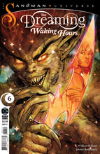 Image: Dreaming: Waking Hours #6 - DC - Black Label