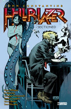 Image: Hellblazer Vol. 24: Sanctioned SC  - DC - Black Label