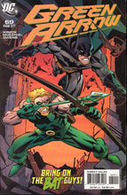 Image: Green Arrow #69 (Vol. 2) - DC Comics