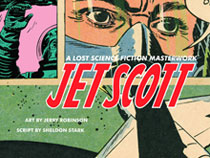 Image: Jet Scott Vol. 01 HC  - Dark Horse