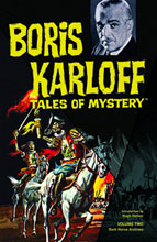 Image: Boris Karloff's Tales of Mystery Archives Vol. 02 HC  - Dark Horse