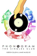 Image: Phonogram: Singles Club Vol. 2 SC  - Image Comics