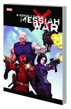 Image: X-Force / Cable: Messiah War SC  - Marvel Comics