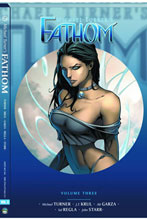 Image: Fathom Vol. 03: Worlds at War SC  - Aspen MLT Inc