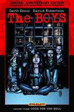 Image: Boys Limited ed. Vol. 03: Good for the Soul HC  - D. E./Dynamite Entertainment
