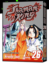 Image: Shaman King Vol. 26 SC  - Viz Media LLC