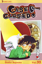 Image: Case Closed Vol. 33 SC  - Viz Media LLC