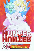 Image: Hunter X Hunter Vol. 26 SC  - Viz Media LLC
