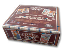 Image: Topps 206 2009 Baseball Cards 100th Anniversary Box  - Topps Company