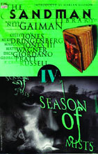 Image: Sandman Vol. 04: Season of Mists SC  (new edition) - DC Comics - Vertigo