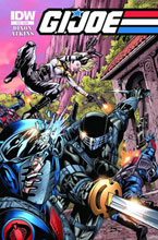 Image: G.I. Joe #25 - IDW Publishing