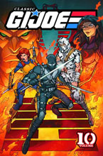 Image: Classic G.I. Joe Vol. 10 SC  - IDW Publishing
