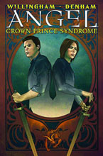 Image: Angel Vol. 02: Crown Prince Syndrome HC  - IDW Publishing