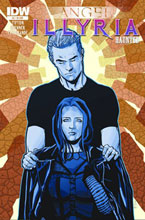 Image: Angel: Illyria: Haunted #2 (Casagrande incentive cover) (v10) - IDW Publishing